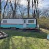 Urban Farm Vintage Camper