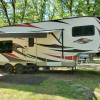Onsite 5th Wheel at PV's Campground