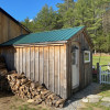 Glamping Cabin on Vermont Farm