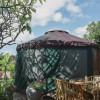 Plumeria Garden Beach Yurt