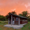 """Permaculture """"Earth Shelter"""" Cabin"""