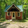 Rustic Cabin at PV's Campground