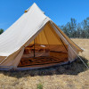 CanvasTent Glamping at Eyrie Farm