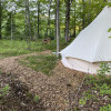 Glamping UP NORTH, River Point!
