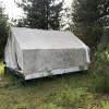 Grumpy Chicken Tent