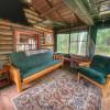 Penobscot Log Cabin
