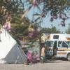 Camp Site #10 w/Onsite Hot Springs!