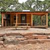 """The Spruce"" mini lake cabin"