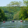 Clarion River View