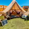 Glamorous High Desert Farm Yurt  #2