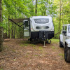 Wooded Camping at Pond 2