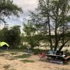 Boulderdash Tent Site #2(Riverside)