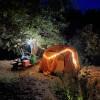 Jackass Creek Ranch tent sites