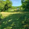 Creekside field campsite