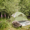 Scenic Tent Camping