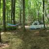 Creek Side Tent site