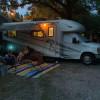 Small RV Campsite on the Farm