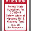 HIPCAMP RV Keepers of the Hemp Farm