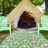 Charming Bell Tent and Breakfast
