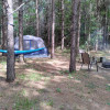 Camping with no gear required
