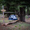 Secluded Tent/RV Camping by a Pond