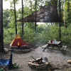 Red River Gorge tent camping