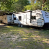 Lot in coastal campground