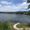 Shore lakefront