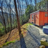 """""""Little Red"""" Tiny Home w/Hot Tub!!!"""