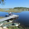 Hernando Eco Nest lakefront retreat