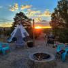 Mesa veiw campsite