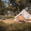 Lake Oroville Glamping 2 tents