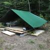 Forested Tent Platform Getaway