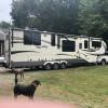 Quiet Backyard RV Getaway