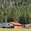 RV Hookups in the Alamosa Canyon