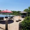 Harmony Lake-Tent-Creek Side