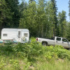 Mossy Mountain Camper site