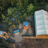 Off Grid Glamping - Private Sauna