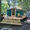 Four Acre Woods Yurt 20ft Diameter