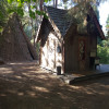 Ozz Ranch Viking Cabin and Teepee