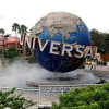 Universal Studios Driveway