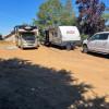 RV sites at Sequoia Mountain Farms