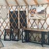 The Yurt at Trail and Hitch