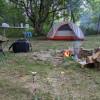 Next 7 Organic Farm Campsite #1.