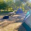 Quite camping near Glendalough
