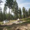 Big Sky Camping near Kalispell