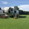 RV/Trailer camping at Thornton Farm