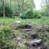 Rick's hideaway tent site#3