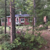 Gunguire Forested Lakeside Cabin