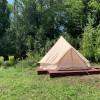 Bell Tent Nook @ Eden in Season